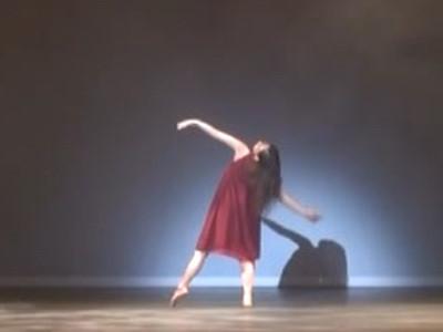 横浜にあるジャズダンス教室の様子