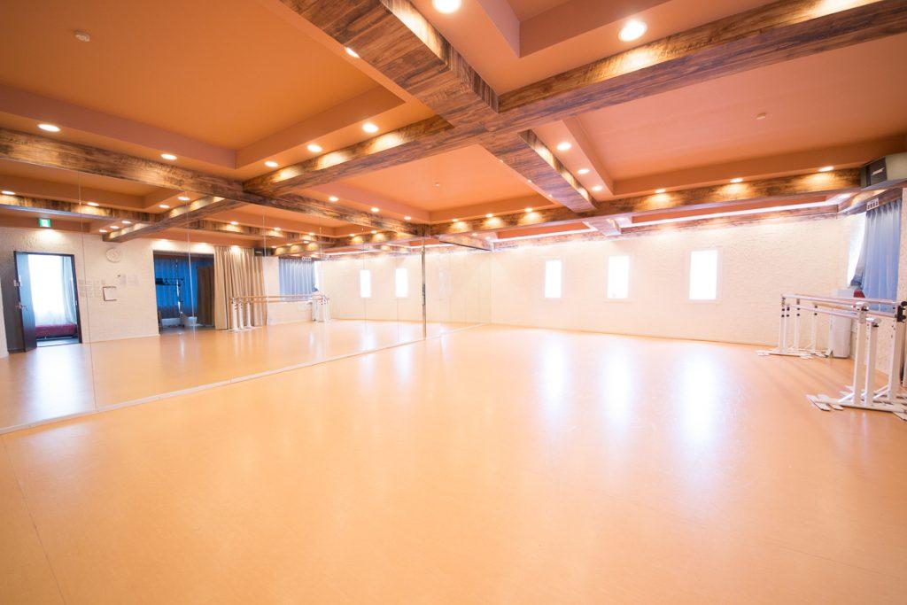 横浜ブロッサムレンタルスタジオのスタジオ内画像