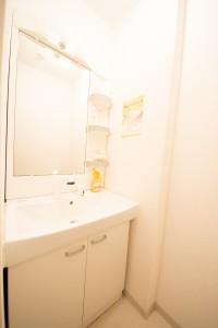 横浜レンタルスタジオの洗面台の画像