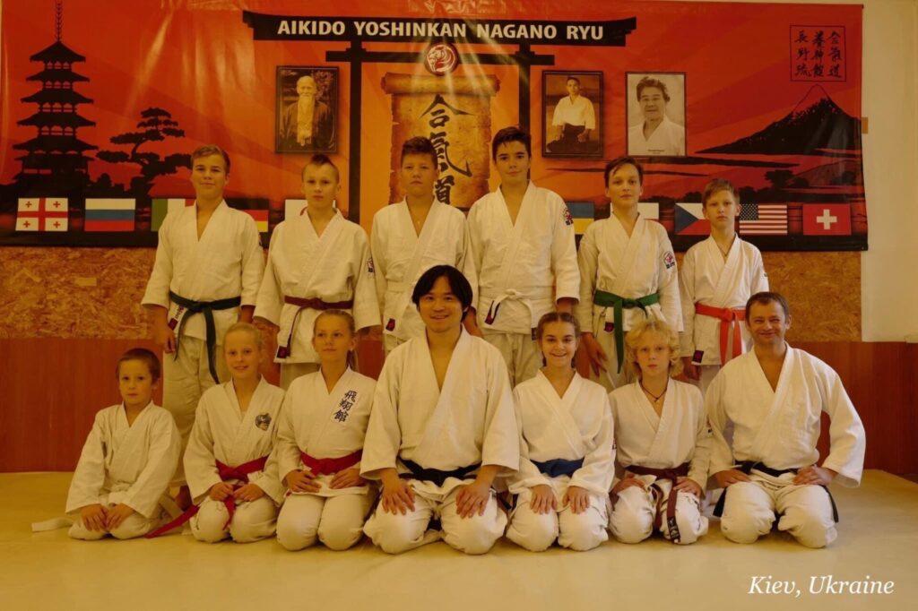 Aikido Ryu Bashamichi 桜木町