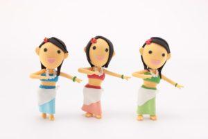 横浜レンタルスタジオ フラダンス教室